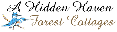 A Hidden Haven Cottages Logo