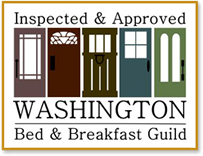 a hidden haven forest cottages - washington bed and breakfast guild