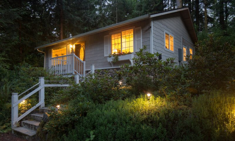 port angeles bed and breakfast cottages olympic national park