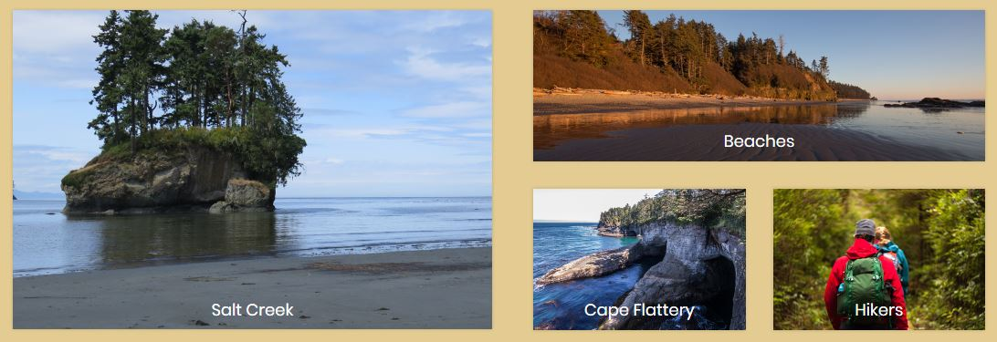 olympic peninsula washington beaches