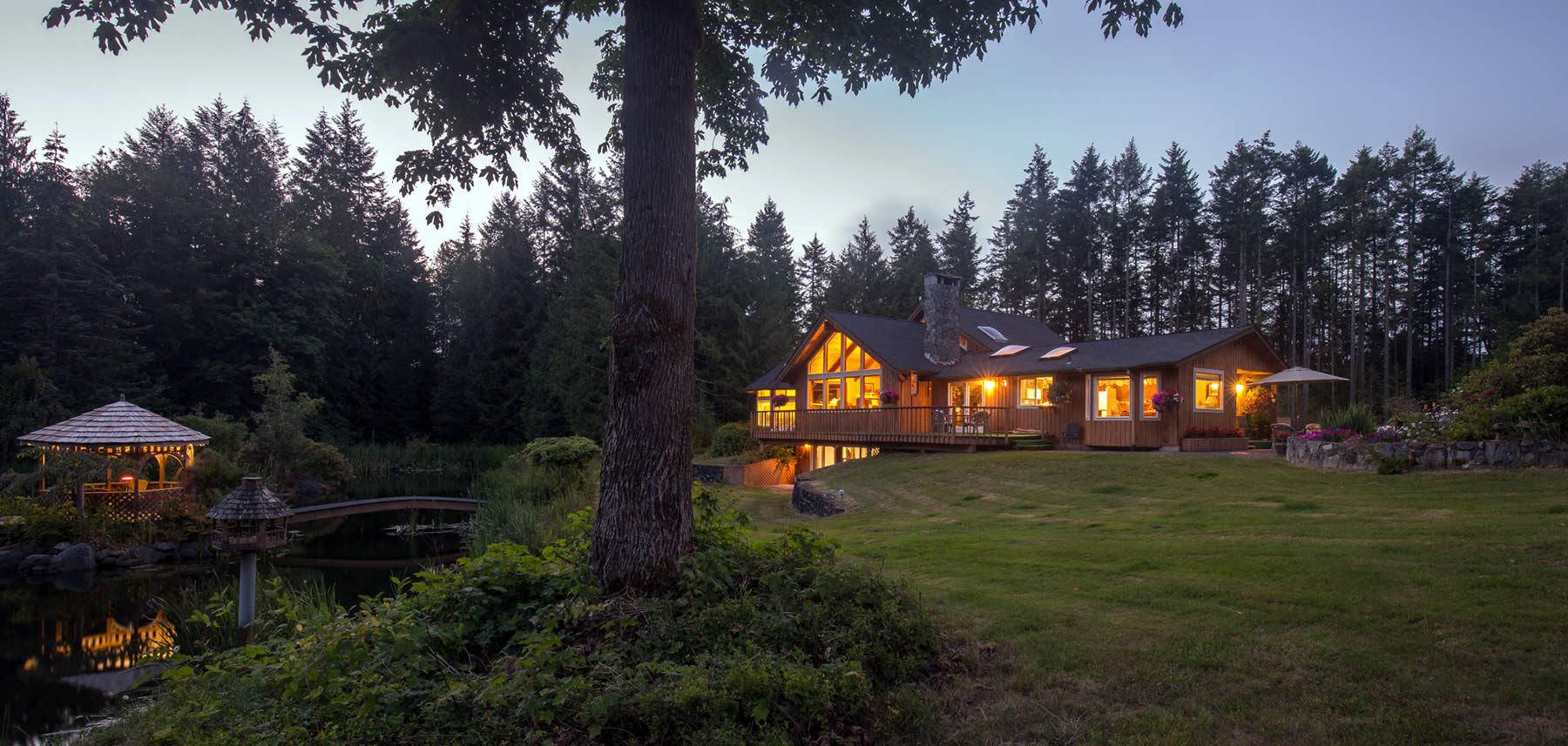 a hidden haven forest cottages near olympic national park washington