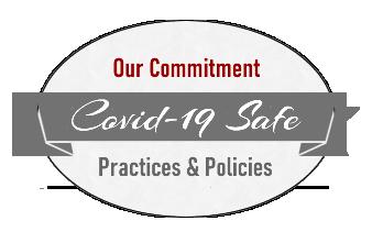 covid-19 safe badge